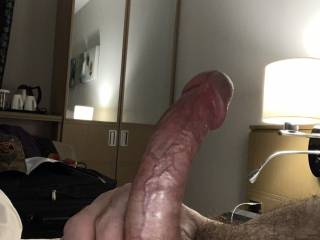Waiting at the hotel for your warm mature pussy