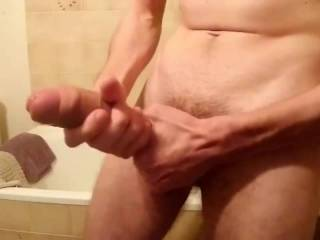 CCwiththegoodD asked me if he stroked his young dick for me would I upload it to my profile. How could I not, such a beautiful big fat dick and amazing cum load? I think he enjoyed it and I know you will all like it just as much as I do!