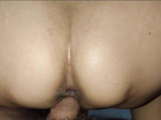 Hubby sent me to his sexy friend to fuck him. Love the feeling of his fat cock deep inside me