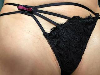 Did you miss me? Some new panties I was trying out.. Do you like?