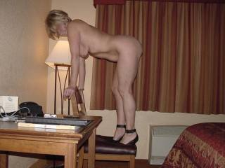 my new mature woman she is from england