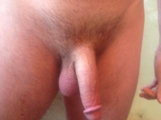 What a beautiful cock. I'd love to have you face fuck me and fill my mouth with your hot cum