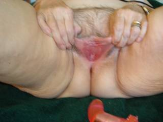 i want to fuck that old pussy so hard.... i need to cum inside you... let my seed fly in that pretty tight wet pussy