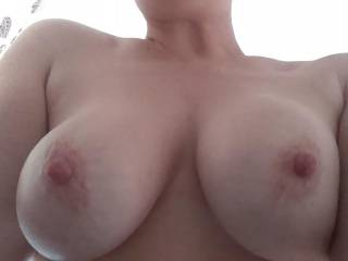 Mmm, you are doing wonderful Sweetie, those are beautiful...what makes those nipples so hard and ready for play?