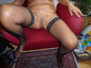 do you love my hairy pussy ?