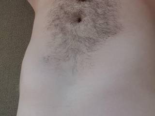 Too hairy? Don\'t worry some key areas are freshly shaved