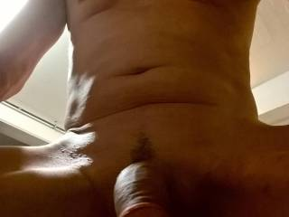 Just shaved... Ready to cum for you...