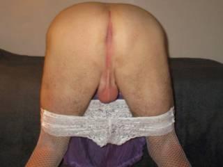 Panties down