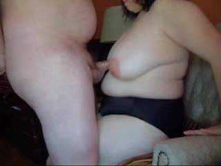 I would love to slide my long cock into those tits after you have lubed them up with your own cum.  Great video.  You got my vote.