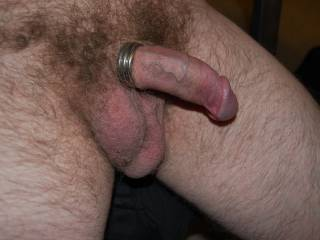 Kind of like the look of some hair on my balls, what do you think? Should I shave them again?
