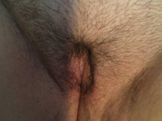 Hot wet pussy waiting for me :)