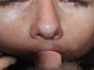 diving deep into her mouth - who want\'s some?