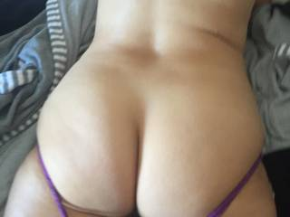 almost off !!!!! who want to bend me over !!!!