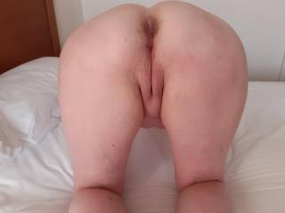 old pic of a fuck buddy bent ready to be mounted