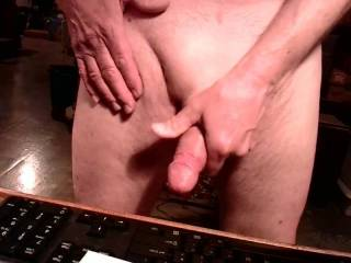 I\'m touching myself but really need a woman or couple to get me really hard