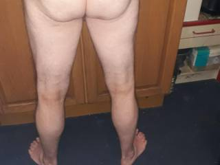 Hubby has just put the kettle on, what will it be tea, coffee or maybe you want to join the queue to spank his sweet ass? lol