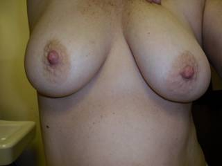 hard nipples to be sucked.