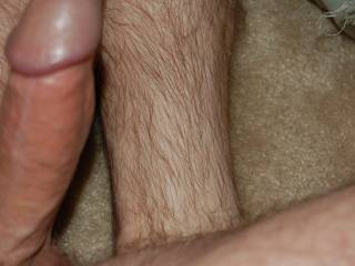 Eatin pussy gets me hard