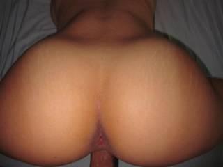 Nice shot!! Sweet ass and cock !!!! Yummy