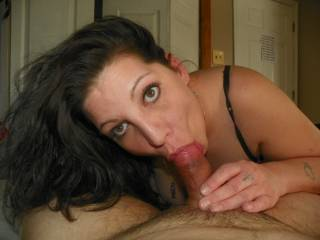Awesome cock sucking talent!  I would so love to go next and experience your mind blowing skill!