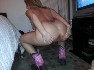 Ride this cowgirl!