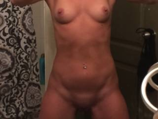 You have an amazingly hot and beautiful body! Love every parts of your sexy and athletic body!