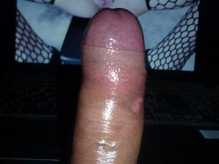 my hard cock for a wet pussy...who is next ?