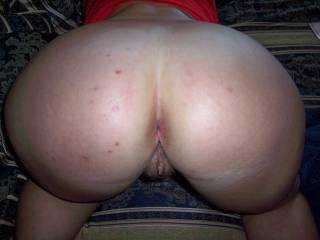 """what a sweetie...she even said """"please""""...Candi,..your ass is so hot you wouldnt even have to ask..just bend over like that and you'll be filled with hard cock before you know it"""