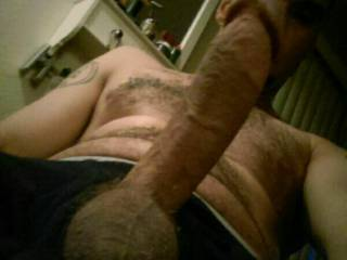 who likes my hard cock?