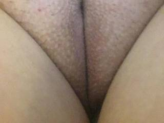 Open my slit with your tongue, then spread my pussy wide, move your mouth in to my wet pink labia and feel my thighs tight around your head then lick and suck my clit and thrust your tongue deep in my hole until I cum hard on your face - would you like?