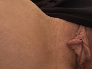 Teasing hubby at work....he hurried home
