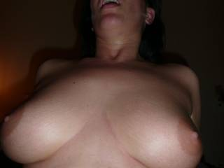 love the VIEW....got my VOTE.... great CAMERA shot!!!!!!!!!!!!!!!!! love to SHOWER her hot TITS with CUM......