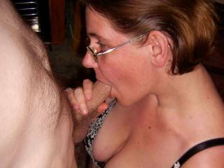 JUST PUT YOUR LIPS AROUND MY COCK AND YOU WILL SEE HOW MUCH I LOVE A GOOD COCK SUCKING.....