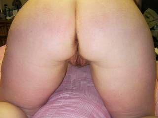 Oh my that is one sweet ass and yummy pussy