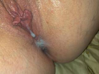 So much girl cum,you could slide in my ass real nice!!! YUm!!!!!