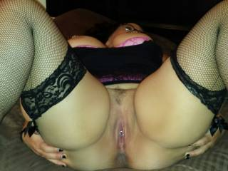 I would love too eat that beautiful fat pussy and tha beautiful big asshole!