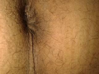 my butt close up anus