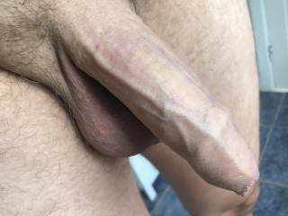 Who'd like to feel me get hard in their mouth?