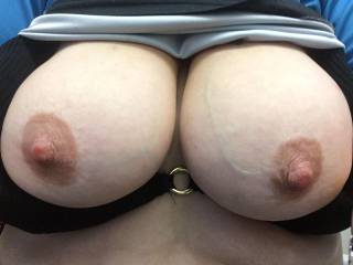 What my nipples sucked pulled twisted and teased just need someone to do it to me ? Any takers ??