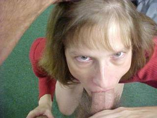 Girlfriend loves sucking my dick