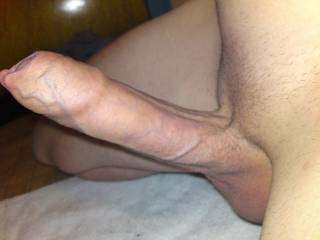 It's a nice lookin one and uncut too.