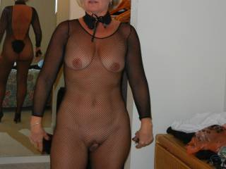 she was very sexy lady at the party that\'s for sure