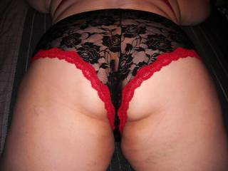 Do you like my new undies ?
