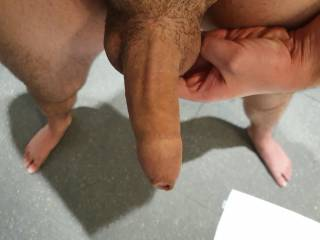 Wanna get this dick up and horny?