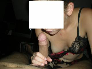would love to have my hard cock in your hot hands while i watch your cock teasing cleavage love the yummy looking breasts thats waiting for my tlc