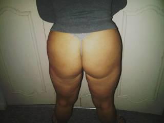 My girls ass