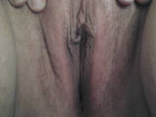 BBW milf showing pussy from january