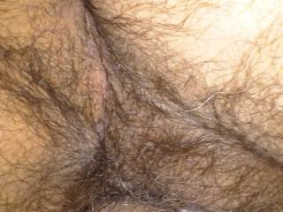 Bury your face in my sweaty, hairy asshole
