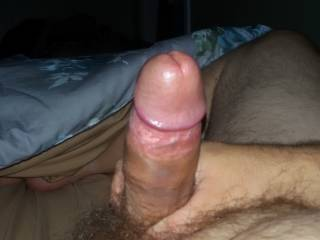 My fat morning cock is throbbing what would you like to do with it