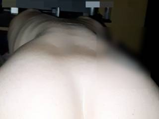 I love the feeling of being completely full of cock feeling every inch of his heavy dick stretch my insides.rubbing my butthole against my spine and and spanding my belly. So much pressure gives me so many orgasms